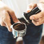 koffiezet bonen malen